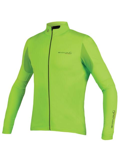 Endura Pro SL Classics Fietsshirt lange mouwen Heren groen